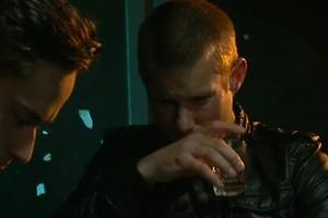 Assasin movie trailer. Adam Killian as a star.