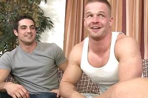 Bromance - STG - Str8 to Gay - Brandon Lewis - Liam Magnuson & Jack King
